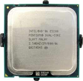 Процессор Intel Pentium Dual Core E5200 title=
