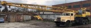 Продаем автокран КС-4561А Камышинец, 16 тонн, КрАЗ 257К1, 1986 г.в. title=