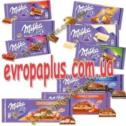 Шоколад Milka title=