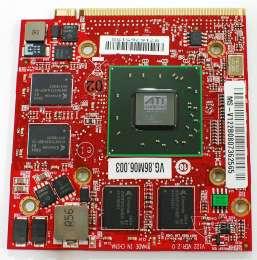 Видеокарта ATI Mobility Radeon HD3650 DDR2 512M MXM II VG.86M06.004 title=