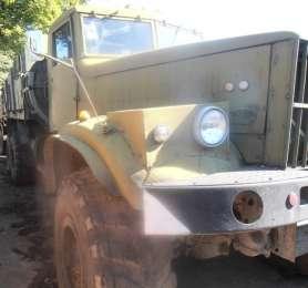 Продаем грузовой бортовой автомобиль КрАЗ 255Б, 8 тонн, 1977 г.в. title=