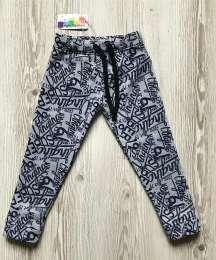 Теплые фирменные штаны для мальчиков от Bright Berries title=