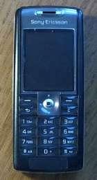 Sony Ericsson T630 title=