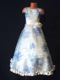 Нарядное платье 154д (116-122см) title=