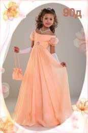 Детское выпускное, нарядное платье title=