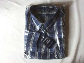 Мужская рубашка Globol (43-44 р.) title=