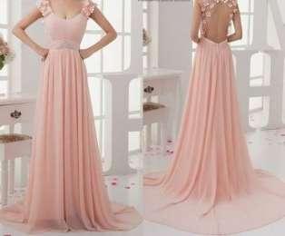Выпускное, вечернее платье любой размер и цвет title=