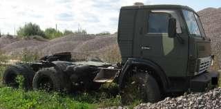 Продаем седельный тягач КАМАЗ 5410, с бортовым полуприцепом, 1991 г.в. title=
