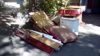 Вывоз старой мебели.Хлама Донецк