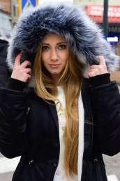 Зимняя куртка парка title=