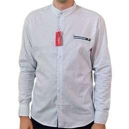 Red Polo, святкова сорочка для чоловіків, недорого, білого кольору title=