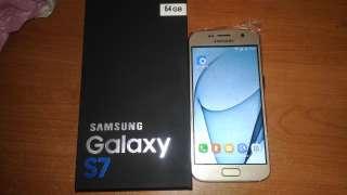 Продам Samsung G930FD Galaxy S7 Копия оригинала +чехол в подарок title=