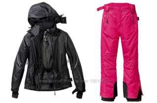 Лыжный зимний костюм куртка штаны Crivit р. 44 евро title=