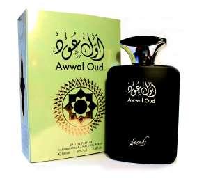 арабские духи-  AWWAL OUD