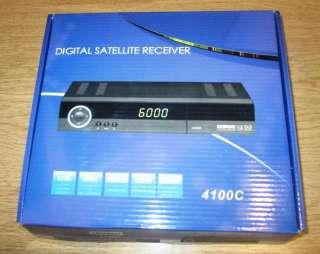 Спутниковый ресивер 4100С title=