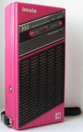 Радиоприёмник «Imula РП-8310» (Имула РП-8310). В коллекцию. Знак качес title=