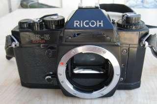 Зеркальный пленочный фотоаппарат Ricoh KR-5 super . Body.