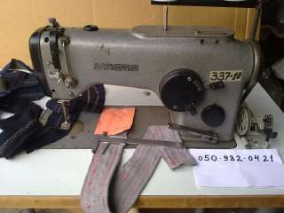 Швейная машина Минерва/Minerva 337/335 класс. Зиг-заг. Запчасти.