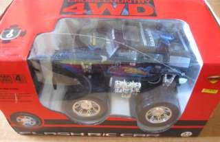 Машинка, игрушка джип на радиоуправлении. Новая. см фото title=