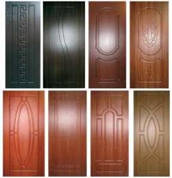 МДФ накладки на двери, кухонные фасады, изделия из мдф. title=