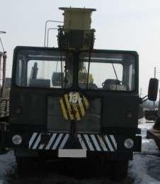 Продаем самоходный автокран ADK-125/3, 13 тонн, IFA DA 53, 1986 г.в. title=