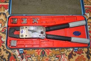 продам пресс-клещи  для опрессовки клемм и кабельных наконечников