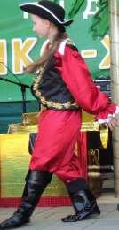 Карнавальный костюм ПИРАТА.