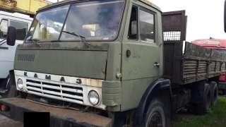 Продаем грузовой бортовой автомобиль КАМАЗ 53212, 10 тонн, 1988 г.в.  title=