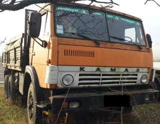 Продаем грузовой бортовой автомобиль КАМАЗ 5320, 8 тонн, 1991 г.в.  title=
