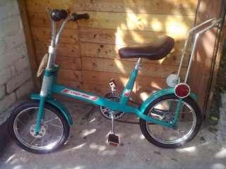 Велосипед детский ретро title=