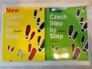 New Czech Step by Step title=