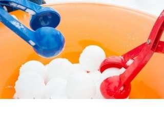 Снежколеп - игрушка для снега, лепить снежки - изображение 3