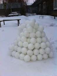 Снежколеп - игрушка для снега, лепить снежки - изображение 5