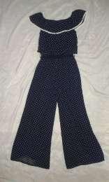 Шифоновый комбинезон LC Waikiki на девочку 8-10 лет, рост 134-140 см