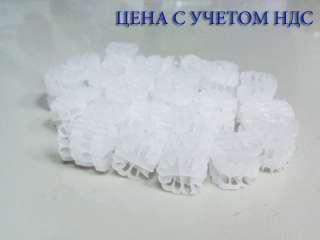 Плавающая биозагрузка Helix HXF 12 KLL - 50 литров, белая