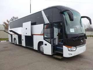 Автобус Стаханов - Луганск - Харьков - Киев вечером  title=