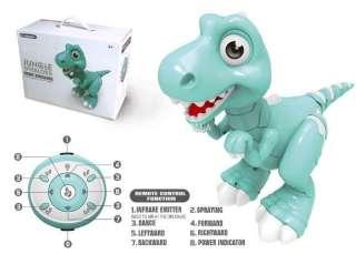 Интерактивный Smart Динозавр Jiabaile OR на радиоуправлении