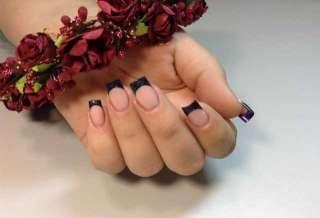 Наращивание ногтей, покрытие гель-лак title=