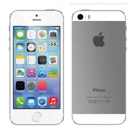 IPHONE 5S 16 Gb SILVER  title=