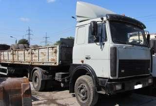 Продаем седельный тягач МАЗ 543240, с бортовым полуприцепом, 2003 г.в. title=