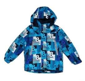 Комплект зимний Lenne р.122 Куртка, полукомбинезон, шапка . Новый.