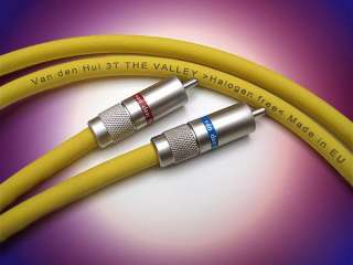 Межблочный кабель Van Den Hul '' The Valley '' series 3T. title=