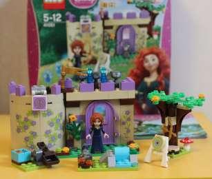 LEGO Disney Princess Горные игры Мериды 41051 title=