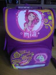 Рюкзак школьный Kite с Mia&me title=