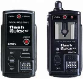 Радиосинхронизатор SMDV Flash Quick (комплект)