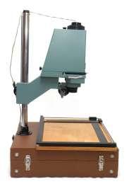 Фотолабораторія МІНІ-105 для аналогового друку в 2 валізах title=