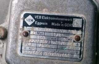Вентилятор Veb Elektromotorenwerk Eggesin ALM 102/4-AV6/514 title=