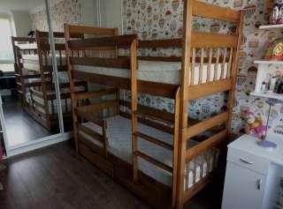Двухъярусная кровать – «Колобок». Акция