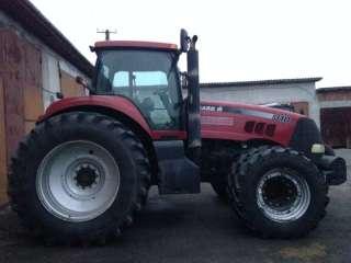 Трактор колесный Case Magnum 310 наработка-7899м.ч. мощность -310л. с. title=