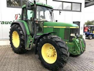 трактор  John Deere 6910. Год выпуска :2001. Мощность (л.с.): 140 title=